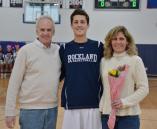 Andrew Starkey and his family