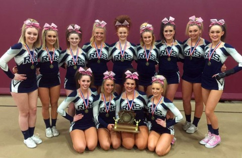 cheerleaders new england champs