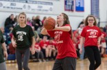 Emily shoots for Rockland. photo courtesy of William Marquardt