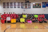 The Rockland and Abington Unified Teams photo courtesy of William Marquardt
