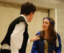 Hamlet tells Ophelia that he never loved her.