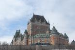 A Quebec City landmark