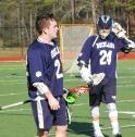 Matt McGaffigan and Evan Gormley in Pembroke Veritas photo
