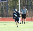 Matt O'Brien at the game at Pembroke. Veritas photo