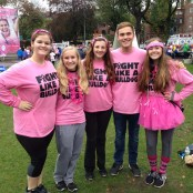 Big Five at Breast Cancer Walk
