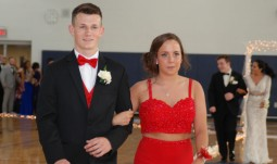 Jake Crawford and Grace Oliver