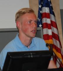 SEMASC Representative, Jeffre Donahue