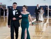 Mike Belmonte and Sophie McLellan