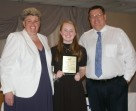 Caitlin Cameron received a Grade 10 Multi-Achievement Award in Social Science/History, and Family Consumer Science