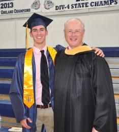 Matt Rocha and Mr. Robert Murphy
