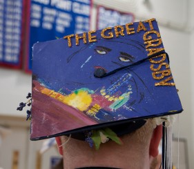 Shawn Ward's cap