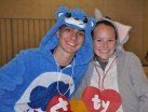 Beanie Babies: Tyler Johnson and Sarah McLellan