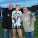 Hannah Boben and her parents, Cara and Ronnie Boben.