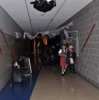 The Haunted Hallway