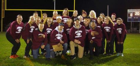 Last year's team