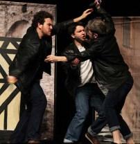 Tybalt kills Mercutio