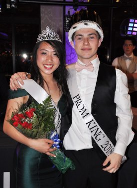 king and queen 2018