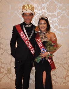 king and queen juniors