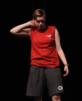 Stage Manager Madison Parlee