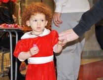 Annie was at Project Pumpkin