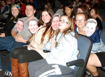 More fans of Mr. Rockland