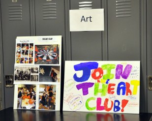 Join the ART CLUB