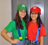 Jordan Stec and Alyssa Mui photo by Arianna Esposito