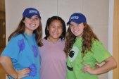 Bridget Hughes, Megan Uong and Jill Dorney photo by Ari Esposito
