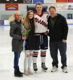 Evan Gormley and his family