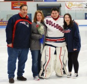 George Selados and his family