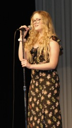 "Senior Bonnie Gasdia performs ""All That Matters"" from Finding Neverland"