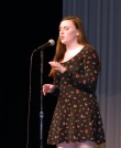 "Sophomore Emily Gaboriault sings ""What Baking Can Do"" from the musical Waitress"