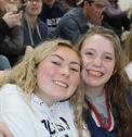 Jenna Burns and Emily Grandmont. photo by Nicole Blonde