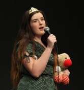 "Senior Megan Diver sings ""Morning Person"" from Shrek the Musical"