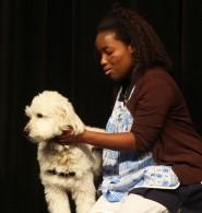 Annie meets Sandy