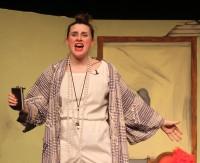 Miss Hannigan laments