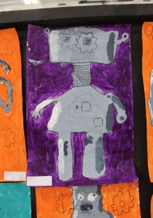 Grade 3 robot
