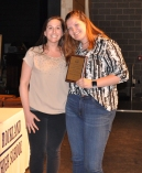 Kerin Dalton, Grade 11 French Award winner