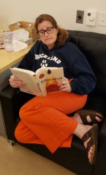Ms. Leahy is reading Educated.