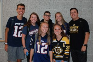 boston sports day