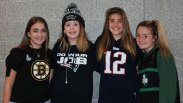 four girls boston sports