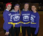 Maryn Monett, Jillian Dorney, Lauren Buker and Stephanie Beatrice