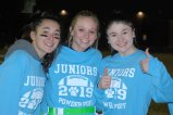 Jess Driscoll, Chloe Jones and Grace Henry