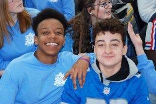 two freshmen
