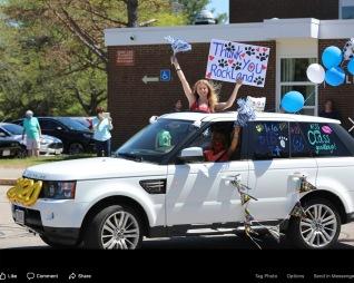 parade Hannah M