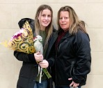 Hannah and her Mom